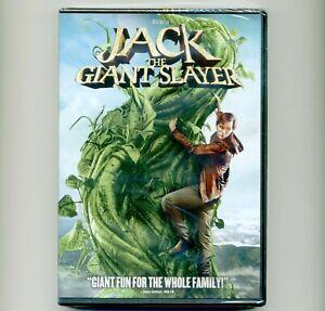 Jack The Giant Slayer 2013 movie, new DVD Hoult, Tomlinson, McGregor beanstalk
