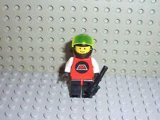 Personnage LEGO espace Space MTron Minifig 973p68 / Set 6989 6862 6956 6896 6877