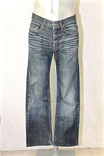 bonito jeans recto usado HUGO BOSS NARANJA talla W29 L30 excelente estado