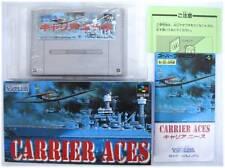 carrier aces snes