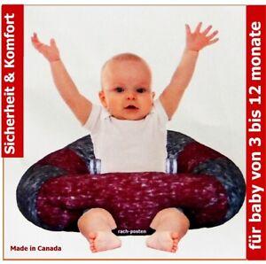 Baby Sicherheit Sitzhilfe Stillkissen Schwangerschaftskissen 3 bis 12 Monaten