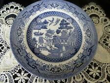 British 1980-Now Blue & White Transfer Ware Pottery
