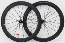 "Mavic Cosmic Pro Carbon UST Road Bicycle Wheelset 29"" Tubeless"