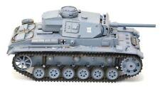 92abdd55cbec Heng Long radio control RC Panzer iii Tank 1 16 BB Shoot Smoke Sound 2.4