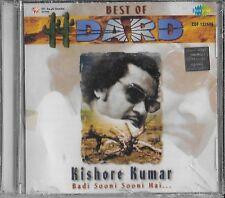 KISHORE KUMAR - '' BEST OF DARD '' BADI SOONI SOONI HAI - NEW SOUND TRACK CD