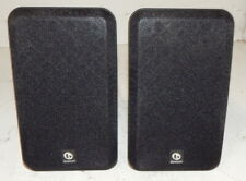 Boston Acoustics MCS 95 satellite speakers pair