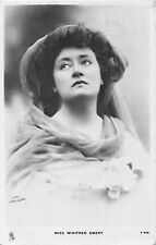 POSTCARD   ACTRESSES    WINIFRED  EMERY         Tuck