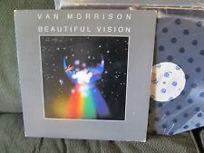 Van Morrison Beautiful Vision Warner Lp BSK 3652 '82 them rare orig vinyl oop!!