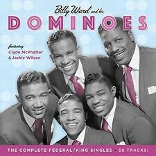 Billy & his Dominoe Ward-complete federal/King sin 2 CD NUOVO