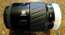 Minolta AF 70-210mm F/3.5-4.5 Lente
