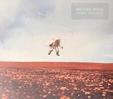 BRITISH INDIA Nothing Touches Me CD BRAND NEW Digipak