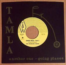 "THE SWINGING TIGERS Snake Walk 7"" Tamla Third Man Motown Smokey Robinson Gordy"