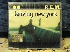 R.E.M. - LEAVING NEW YORK - cds sigillato