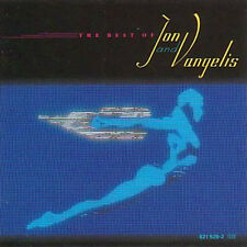 JON AND & VANGELIS THE VERY BEST OF CD GREATEST HITS / JON ANDERSON / YES / NEW