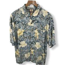 Tommy Bahama Shirt Size XL Mens Silk Hawaiian