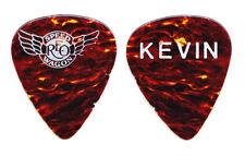 Reo Speedwagon Kevin Cronin Brown Faux Tortoise Guitar Pick - 1982 Tour