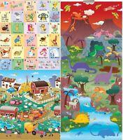 Prince Lionheart PLAY MAT CITY & ABC/DINOSAUR/FARM Toddler/Child Toy/Gift BN