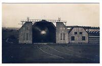 FRIEDRICHSHAFEN Zeppelin Luftschiff im Hangar * Originales Foto um 1925
