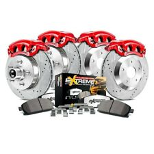 For Ford F-250 Super Duty 05-06 Brake Kit Power Stop 1-Click Extreme Z36 Truck &