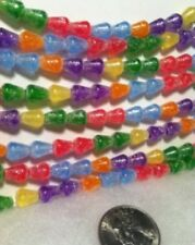 Miniature Gumdrop Candy Garland, for Christmas trees, or use beads for crafts