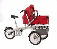Mutterkind Fahrrad Beisier ,Kinderwagen Fahrrad Kombination - Buggy Bike