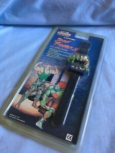 Street Fighter 2, LCD Wrist Game, 1993, Tiger, Factory Sealed, Good Condition,