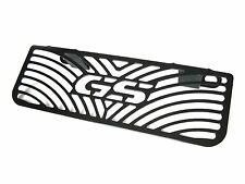 BMW R1200GS RADIATOR COVER GUARD OIL COOLER GRILL R 1200 GS OILCOOLER BLACK NEW!