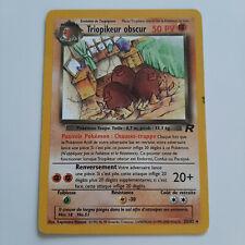 Carte Pokémon - Triopikeur Obscur 50PV 23/82 - Team Rocket - FR