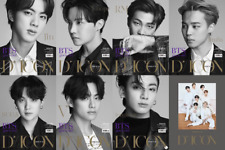 BTS D-icon vol.10 BTS goes on! DICON Magazine Full set+ DHL