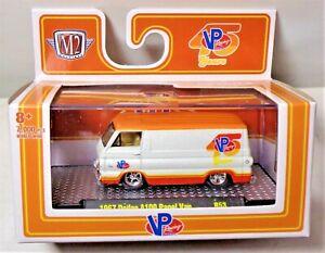 M2 Machines VP Racing Fuel 1967 Dodge A100 Panel Van Limited Edition 7,000