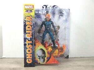 Marvel Diamond Select Ghost Rider Figure Johnny Blaze Defenders Thunderbolts NEW