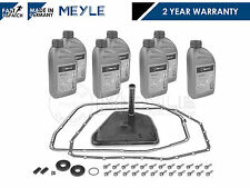 AUDI S4 A4 A6 A8 AUTOMATIC GEARBOX TRANSMISSION PAN SEAL FILTER 7L OIL KIT 6HP19