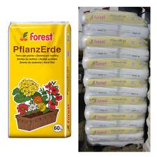 42 Sack Blumenerde á 60 L = 2520 Liter NEU Gartenerde Pflanzerde Erde aus Bayern