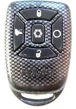 Autostart aftermarket fob green led keyless remote control bob alarm transmitter