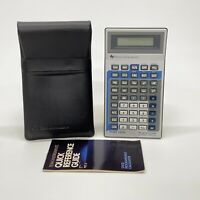 Texas Instruments TI-57 LCD Programmable Constant Memory Calculator With Case