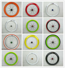 Clearance sale ! Speed / Track / Road/ Racing /Bike front Wheel 700C ALL COLOUR
