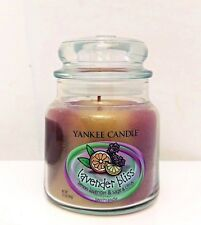 Yankee Candle Lavender Bliss Swirl Scented Jar Candle 13.5 oz