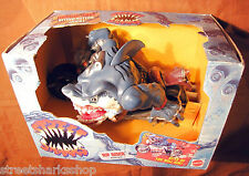 Street Sharks Ripster Rip Rider Motorcycle Action Figure 1995 Mattel 13448 nuovo