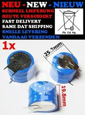 NiCd 3.6V 170mAh (3 Tabs Pins Rechargeable Battery Pile Batterij Pila Accu Cell