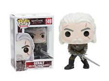 Funko Pop Games: The Witcher: Wild Hunt - Geralt Vinyl Figure Item No. 12134