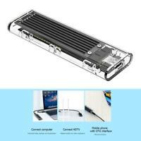 ORICO TCM2F-C3 NGFF to USB3.1 TYPE-C M.2 SSD Hard Disk Drive Enclosure Case