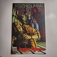 Stephen King The Stand American Nightmares #4 2009 Marvel Comic Book