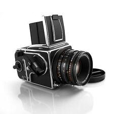 Hasselblad 503 CX 80mm CF A12 magazine Acute Matte #1047