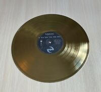 Evanescence - Fallen 2003 Custom Gold Plated Record In Excellent Condition