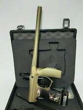 Pre-owned Empire Mini Paintball Marker Gun Olive With Hard Case Plus Extras