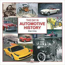 This Day in Automotive History, New, Brian Corey Book