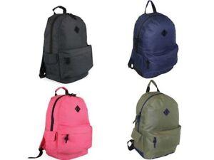 LARGE Backpack Rucksack Bag Men's Ladies Girls Travel School Gym Sports Bag