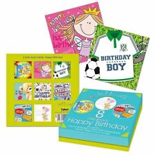 Say Kids Birthday Card (Box of 8)
