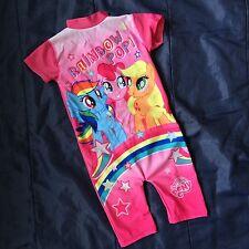Kids Sunsafe Sunsuit Wetsuit Or Swimming Costume Swimsuit Girls Boys Bodysuit