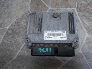 2008-2009 EQUINOX SRX CTS G8 TORRENT Engine Computer Electronic Control Module